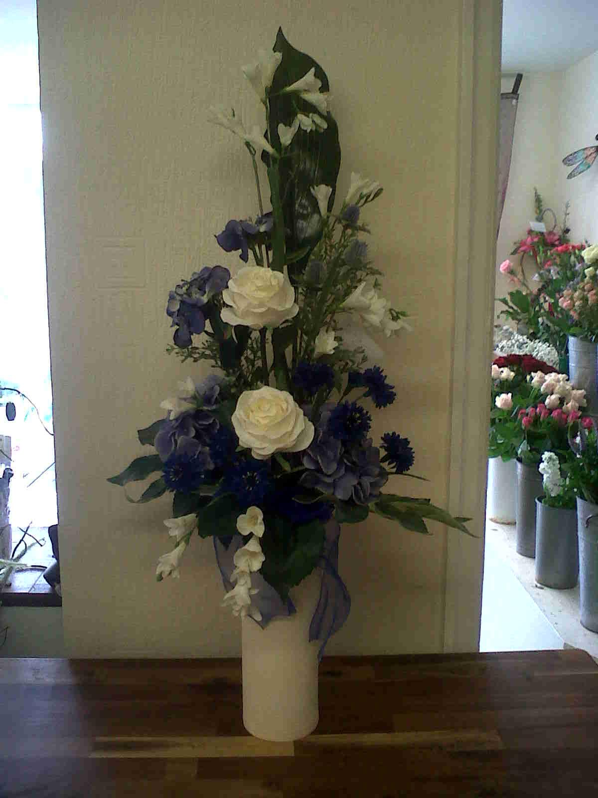 Silk Flowers Blackpool By Scentsations Florist Lancashire